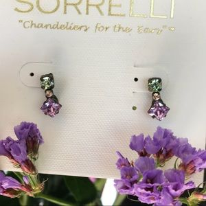 Jewelry - Sorrelli Sweet Dreams petite earrings